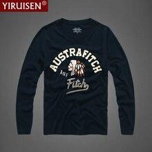 Yiruisen брендовые дизайнерские мягкие повседневные футболки
