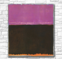 Wall Pictures For Living Room Abstract Oil Painting Mark Rothko Untitled 1953 Canvas Art Home Decor Modern No Frame Oil Painting
