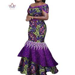 2020 afrique robes pour femmes Dashiki Sequin Patchwork africain vêtements Vestidos grande taille 7XL femmes robes de soirée WY7343