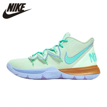 Nike Kyrie Erwin 5 Man Cushioned New Arriva Basketball Shoes Lightweight Sports Sneakers  #AO2919