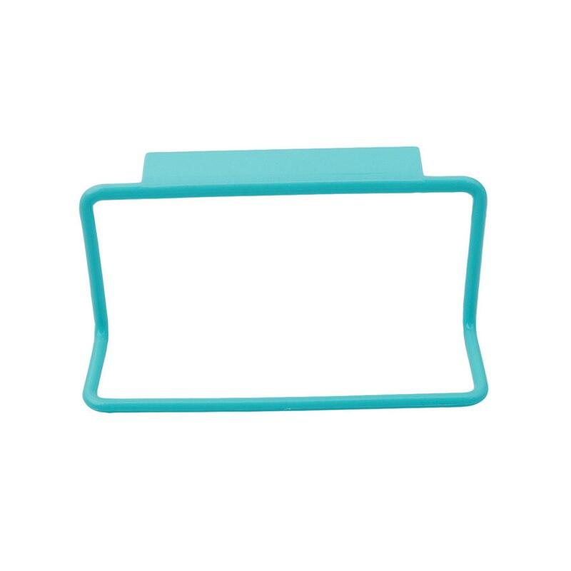 Rack Hanging Holder Kitchen Organizer Towel Bathroom Cabinet Cupboard Hanger Shelf For Kitchen Supplies Accessories