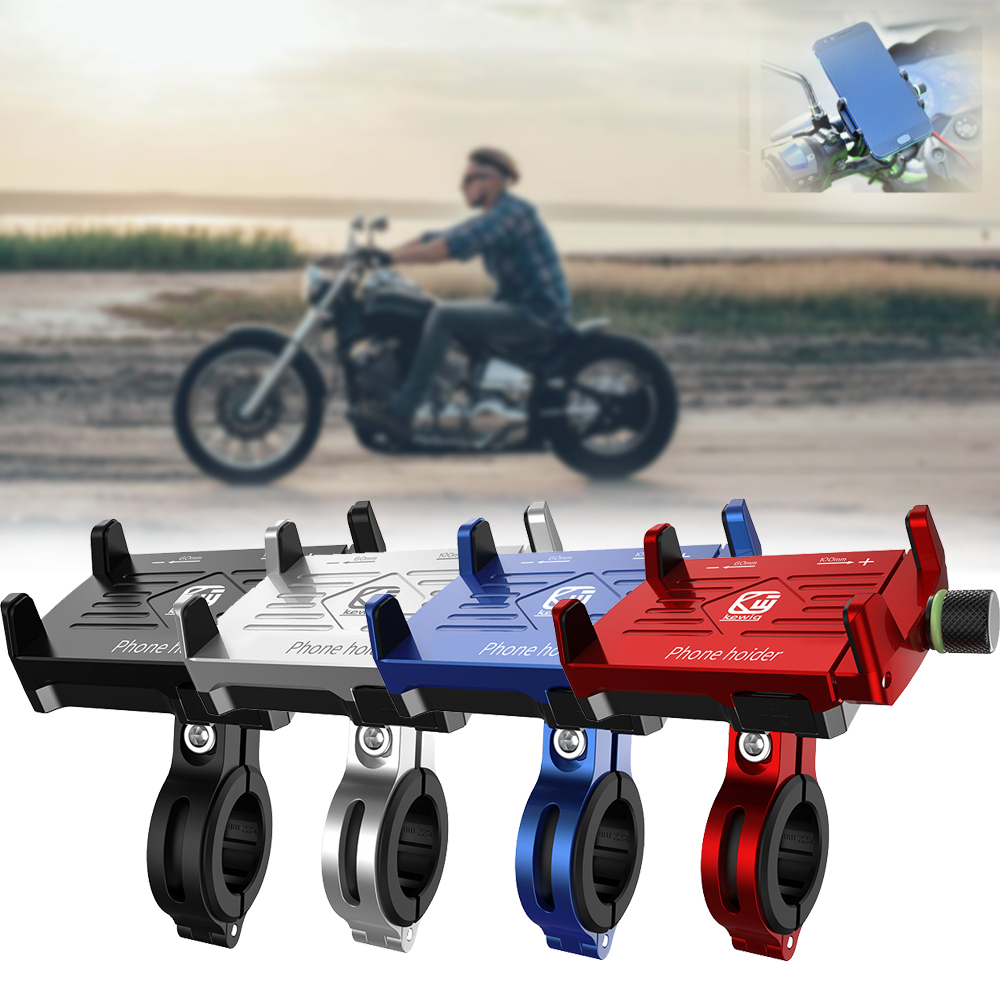 Qi Wireless Charger Motorcycle Phone Holder With USB QC3.0 Fast Charging For Kawasaki Z750 Z800 Z900 Z1000 Er6n Ninja ZX6R ZX9R