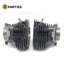ZS MOTOS Engine R71 cylinder 750cc R12 and left 24HP Ural 12V M72 1 motor case pair For Bmw CJ-K750 right M-72 for