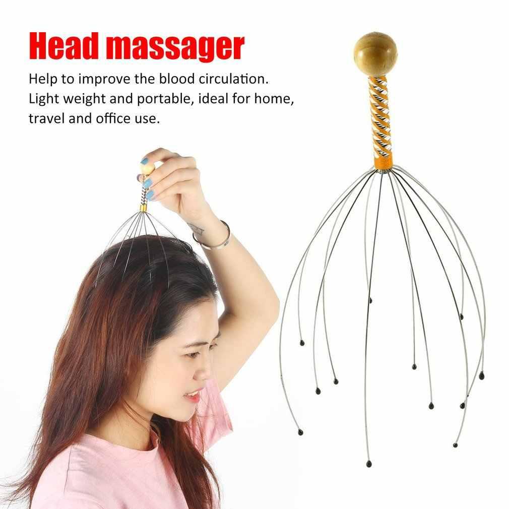 Gadget gadgets Bola de masaje Juego de Herramientas corporales para el cuerpo uso de la oficina en casa cuidado de la salud masajeador de cabeza antiestrés Envío Directo