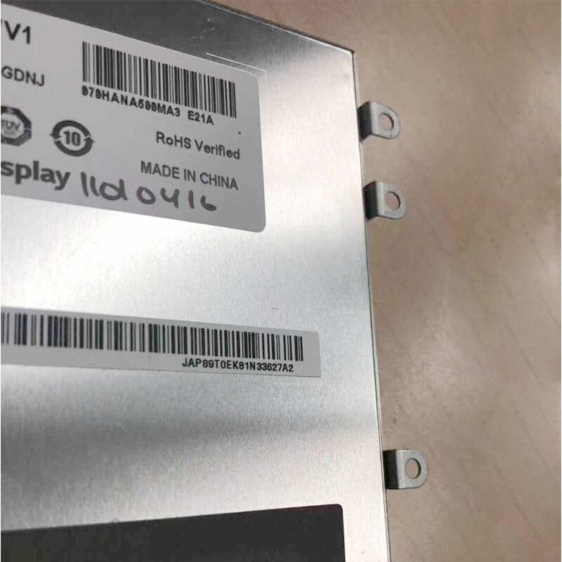 """Ранг 7,"""" ЖК-дисплей+ сенсорный экран LA070WV1(TD)(15) ЖК-панель автомобиля gps навигация Замена автозапчастей"""