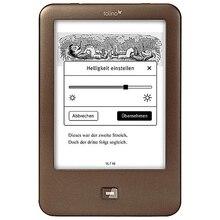 Ebook Reader E ink Lettore di Libri Elettronici di Luce eReader 6 pollici e ink Touchscreen 1024x758 Ha Retroilluminazione 4GB e book Reader