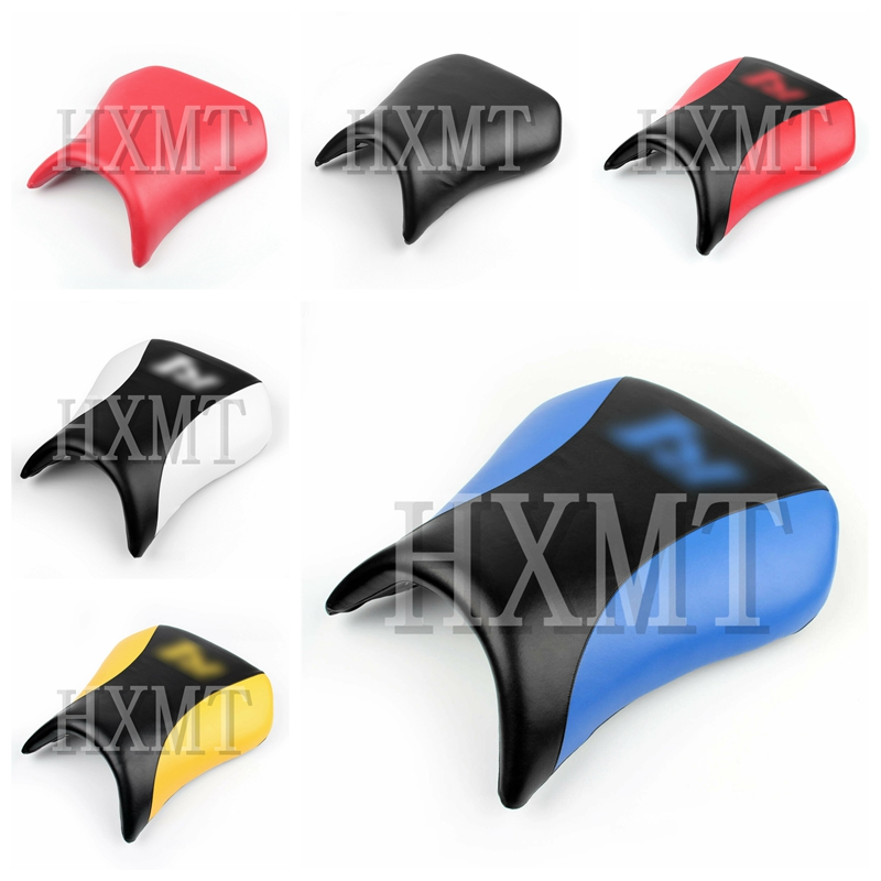 For Yamaha YZF1000 R1 2002 2003 Motorcycle Passenger Front Driver Seat Rider Cushion Pillow YZF 1000 YZFR1