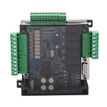 PLC промышленная плата управления FX3U-14MR 8 вход 6 выход программируемый простой инструмент управления