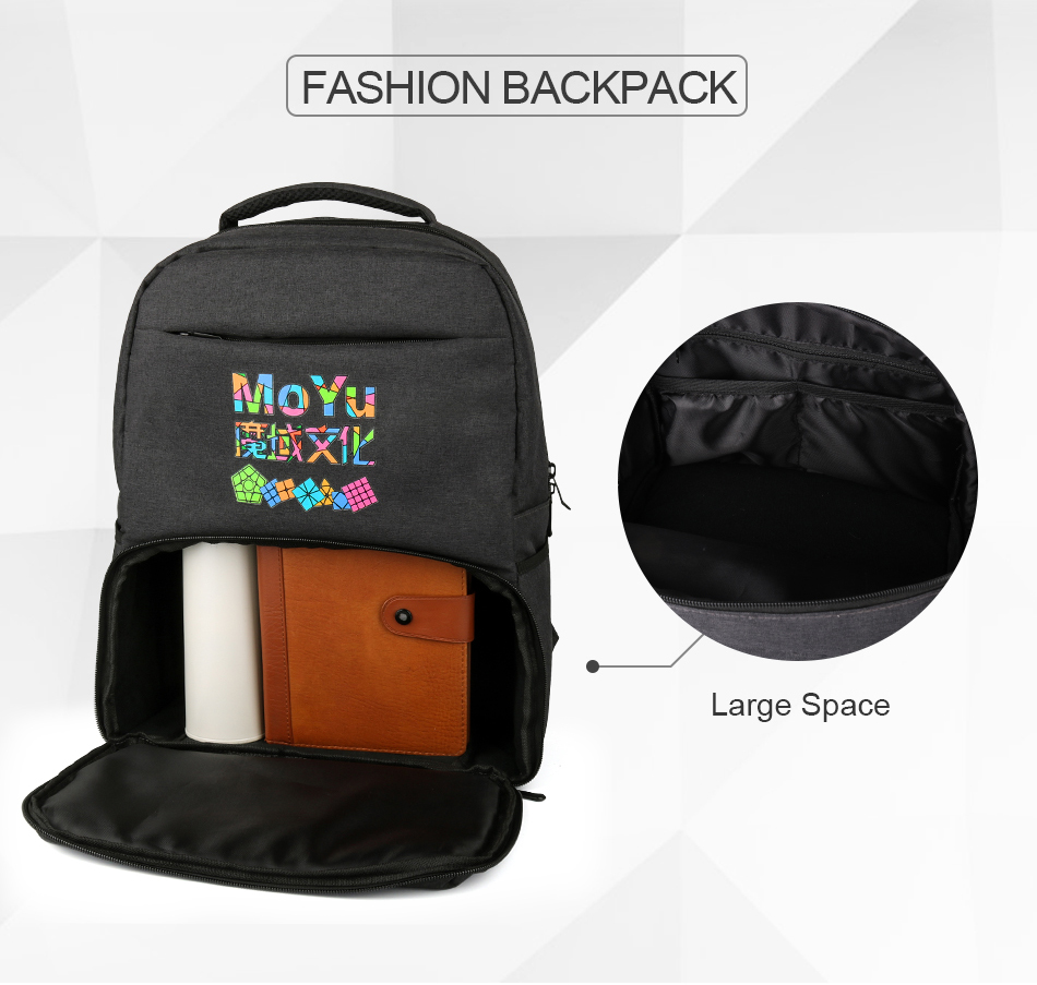 Moyu backpack for cube 4