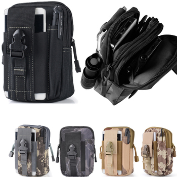 Running bag tactical camouflage belt bag outdoor sports waterproof bag 5.5 inch smart phone belt bag multifunctional belt bag цена 2017