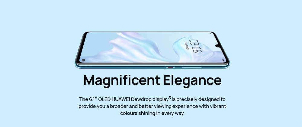 Huawei P30 Smart Phone (7)