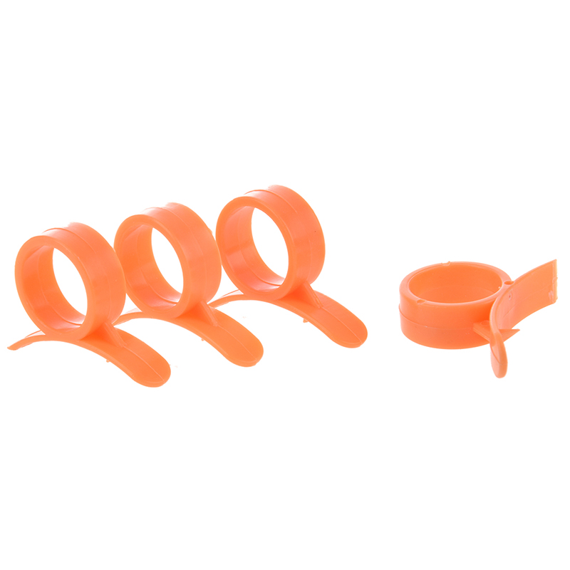Promotion--Set Of 4 Round Orange Peelers, A Simple And Practical Way To Peel Oranges