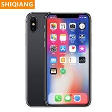 Used Original Apple iPhone X 3G+64/256GB 5.8inch Smartphone iOS Hexa core 12.0MP Dual Back Camera Unlocked 4G LTE Mobile Phone