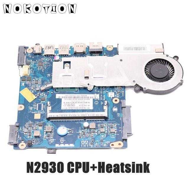 NOKOTION Pour Acer aspire ES1-511 Ordinateur Portable Carte Mère NBMML11001 Z5W1M LA-B511P SR1W3 N2930 CPU DDR3L