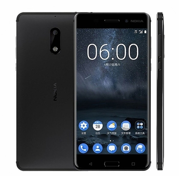 "Original Nokia 6 Dual SIM Android Smartphone 4GB RAM 64GB ROM Octa Core Fingerprint 5.5"" 1080P 16MP 4G LTE Unlocked Mobile Phone 1"