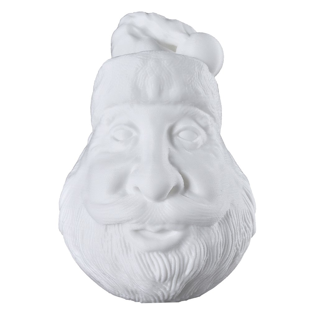 Exquisite Printing Moon Light Christmas Santa Claus Avatar 3d Print Moon Light Strange Table Lamp Night Light