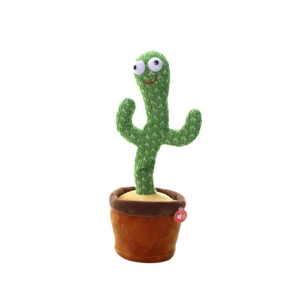 Electronic Shake Recording Dancing Singing Cactus