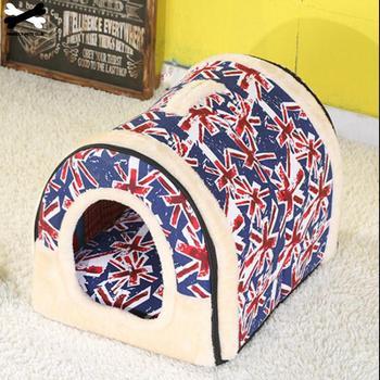 Handheld Foldable Dog House 2
