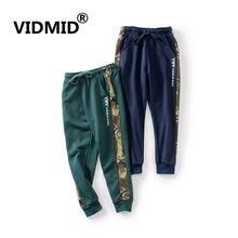 VIDMID – pantalon long en coton pour garçons et adolescents, vêtements de sport décontractés, nouvelle collection, 12 14 ans, 4102 38