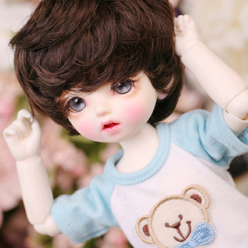 <font><b>BJD</b></font> doll <font><b>SD</b></font> doll 1/6 <font><b>bjd</b></font> doll boy baby lovely boy joint doll children toys image