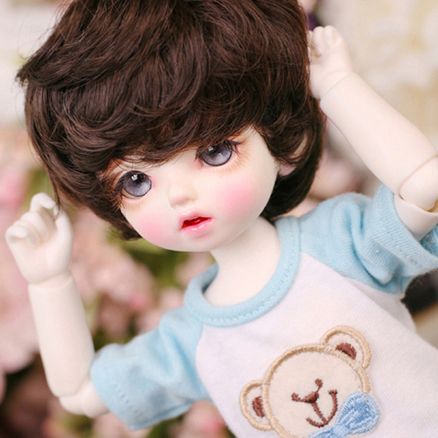Lalki BJD SD lalki 1/6 bjd lalka chłopiec dla dzieci piękny chłopiec wspólne lalki zabawki dla dzieci