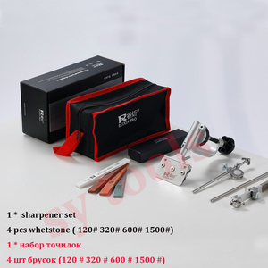 Image 5 - New Ruixin Pro Knife sharpener with 360 degree flip Constant angle Grinding tools Grinder machine diamond whetstone