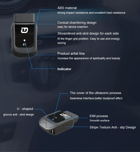 Image 4 - VPECKER Easydiag WiFi מקצועי OBD2 רכב סורק Tablet ABS SRS איפוס שמן DPF רכב אבחון כלי OBD2 WIFI סורק