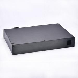 Image 2 - 4307 フルアルミパスプリアンプエンクロージャケースアンプとノブ