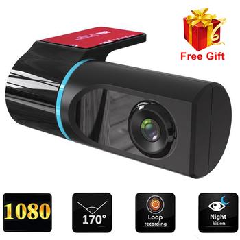 1080P ADAS kamera na deskę rozdzielczą wideorejestrator samochodowy kamera do rejestracji wideo kamera na deskę rozdzielczą kamera do rejestracji wideo dla Radio samochodowe z androidem obsługa USB karty TF wykrywania ruchu tanie i dobre opinie Lamariely JIELI Przenośny rejestrator Klasa 10 170 ° Samochód dvr 1280x720 Wewnętrzny G-sensor Detekcja ruchu Cykl nagrywania