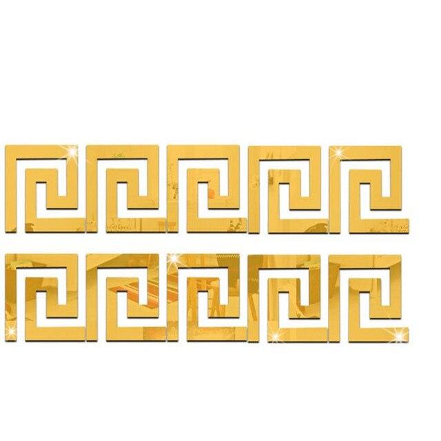 Gold Waist line