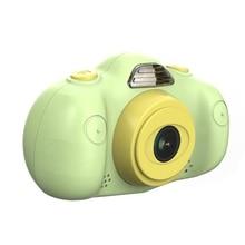 P8 мини Детская цифровая камера с двойным объективом Водонепроницаемая камера