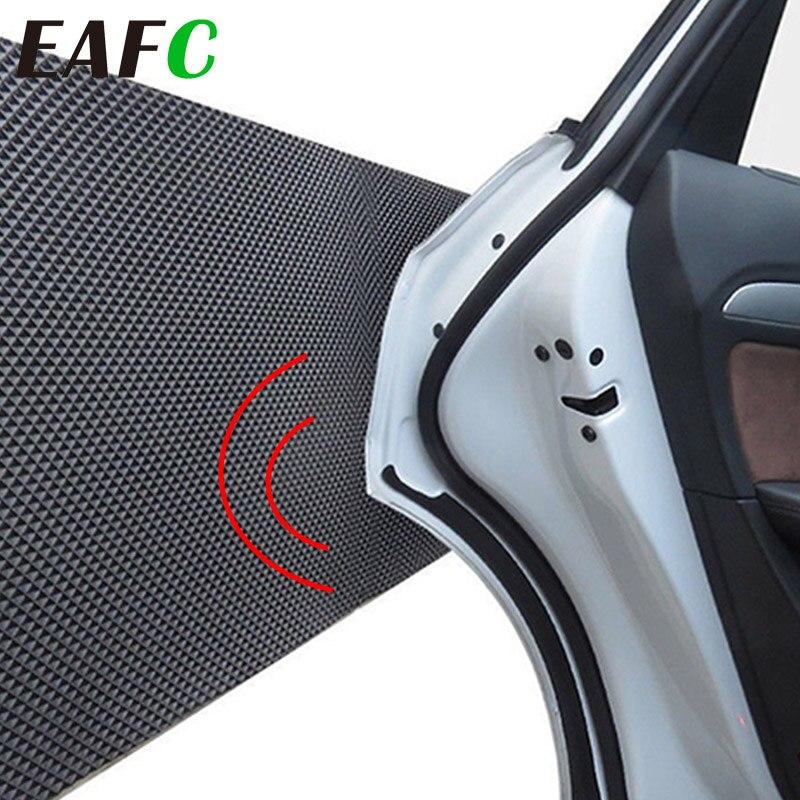 Защита для дверей автомобиля, резиновый защитный бампер для гаража, безопасность для парковки, домашняя защита для стен, автомобильные аксе...