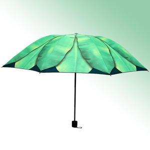 Wind Resistant Green Folding U