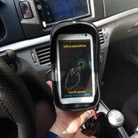 6.0 ' Bicycle Motorcycle Phone Holder Waterproof Bike Phone Case Bag for iPhone Xs Xr X 8 7 Samsung S9 S8 S7 Scooter Phone Case Phone Holders & Stands    -
