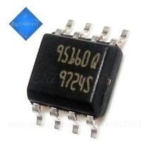 10 шт./лот M95160-WMN6TP 95160 95160WP 95160P 95160WQ последовательный чип памяти EEPROM для автомобильной памяти sop-8, новая оригинальная деталь