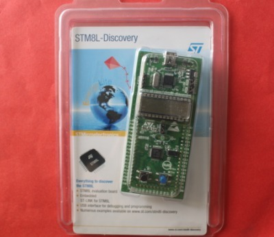 FREE SHIPPING Stm8l discovery stm8l152  learning board stm8