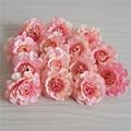 Искусственные Шелковые Розы, 10 шт./лот, 5 см, рукоделие, венок, подарок для скрапбукинга, для свадьбы, украшения дома, искусственные цветы