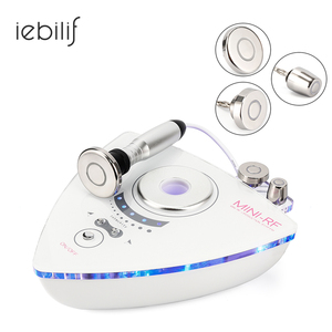 3IN1 RF Skin Tightening Face Lifting Rejuvenation Tripolar Anti Aging Wrinkle Face Lifting Whitening Removal Double Chin Machine