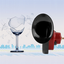 Waterproof 300db Snail Cry Air Horn Vespa Loudnes For Car Motorcycle Universal Car Horn Loud Pressure Klaxon Speaker 12V