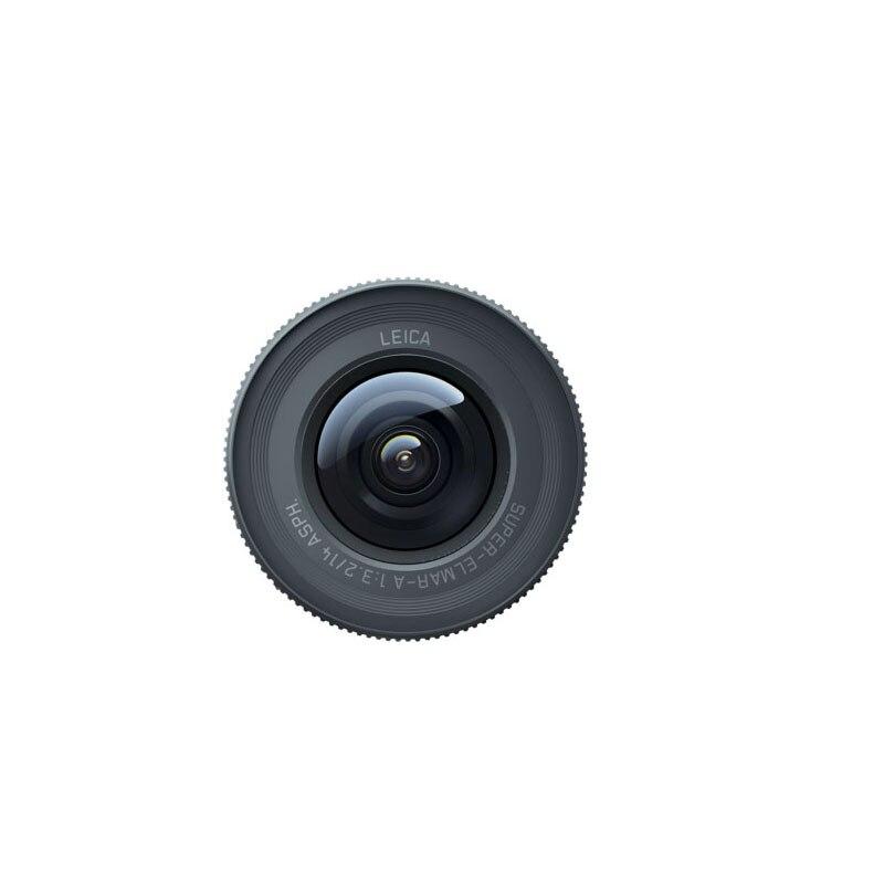 Спортивная Экшн-камера Insta360 ONE R с объективом мод 4K широкоугольная 360 панорамная двойная линза Leica 1 дюйм широкоугольная