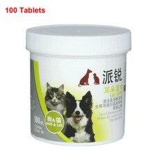 100 шт. Otic ушные салфетки для домашних животных, не раздражающие, одноразовые, для собак, кошек, мягкая остановка, зуд, гигиенический очиститель, Дезодорирующий, портативный