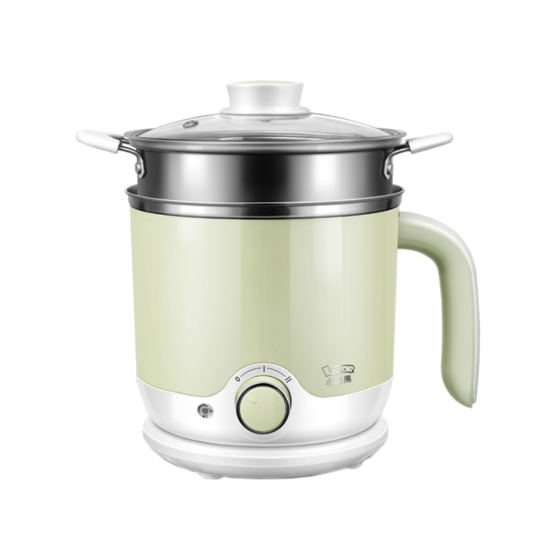 Electric Rice Cooker Heating frying Pan Multi steaming method Electric Cooking Pot Machine Hotpot Eggs Soup Steamer Boiling 220v|Multicookers| |  - title=