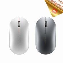 Xiaomi Mi Wireless Mouse Bluetooth Mouse Mi fashion Game Mouses 1000dpi 2.4GHz WiFi link Optical Mouse Mini Metal Portable Mouse