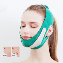 Face Slimming Strap For V line face lifting belt for improving Sagging skin Anti Wrinkle and firming skin Double Chin Reducer