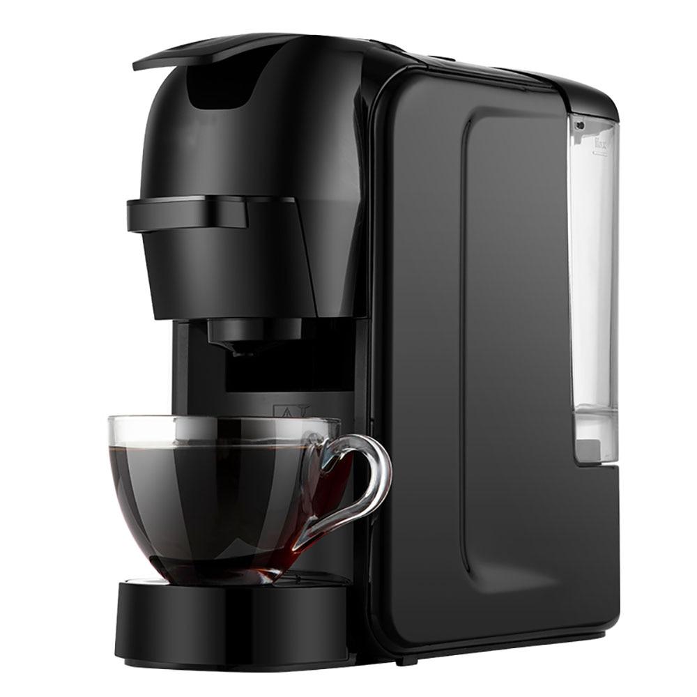 3 в 1 электрическая кофемашина для итальянского эспрессо, кухонные приборы для капсул Nestle и кофейного порошка, 19 бар|Кофеварки| | АлиЭкспресс