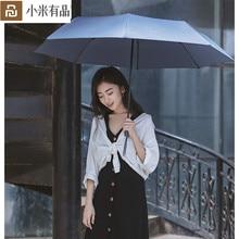 Original Youpin 90 minute Large Portable Universal Umbrella For Sun Protection And Rain Protection Anti UV three folding 309g