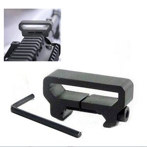 2019 New 1PC Rail Adapter Sling Scope Mount Picatinny Weaver Tactical Attachment Scope Mounts & Accessories