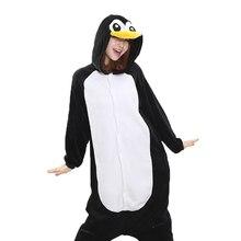 Yetişkin çocuk kadın Anime siyah Kigurumi pijama hayvan pembe domuz mavi dikiş Cosplay kostüm Onesies erkek kız komik tek parça