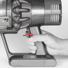 Power-Button-Accessories for Dyson-V6 V7 V8 V11/V10/Vacuum-cleaner Trigger-Lock Cleaning-Supplies