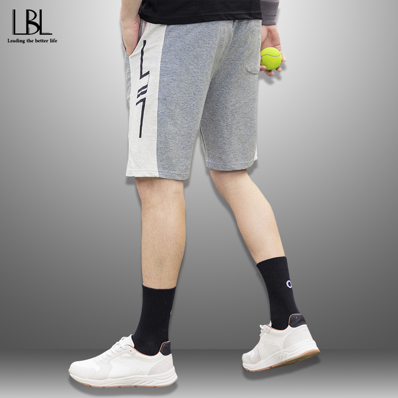 Casual Shorts Men Summer Outwear Men's Beach Shorts Quick Drying Drawstring Short Pants Man Sportswear Casual Boardshorts Male